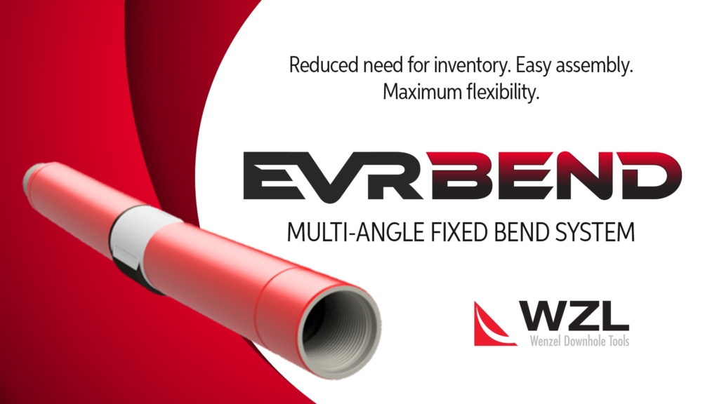 EVRBEND multi-angle fixed bend system for bottom hole assemblies